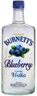 Burnett's Vodka Blueberry 1.75l